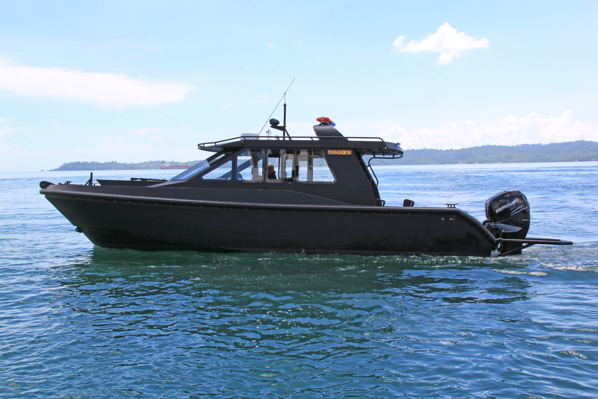 Fast Interceptor Patrol Boats