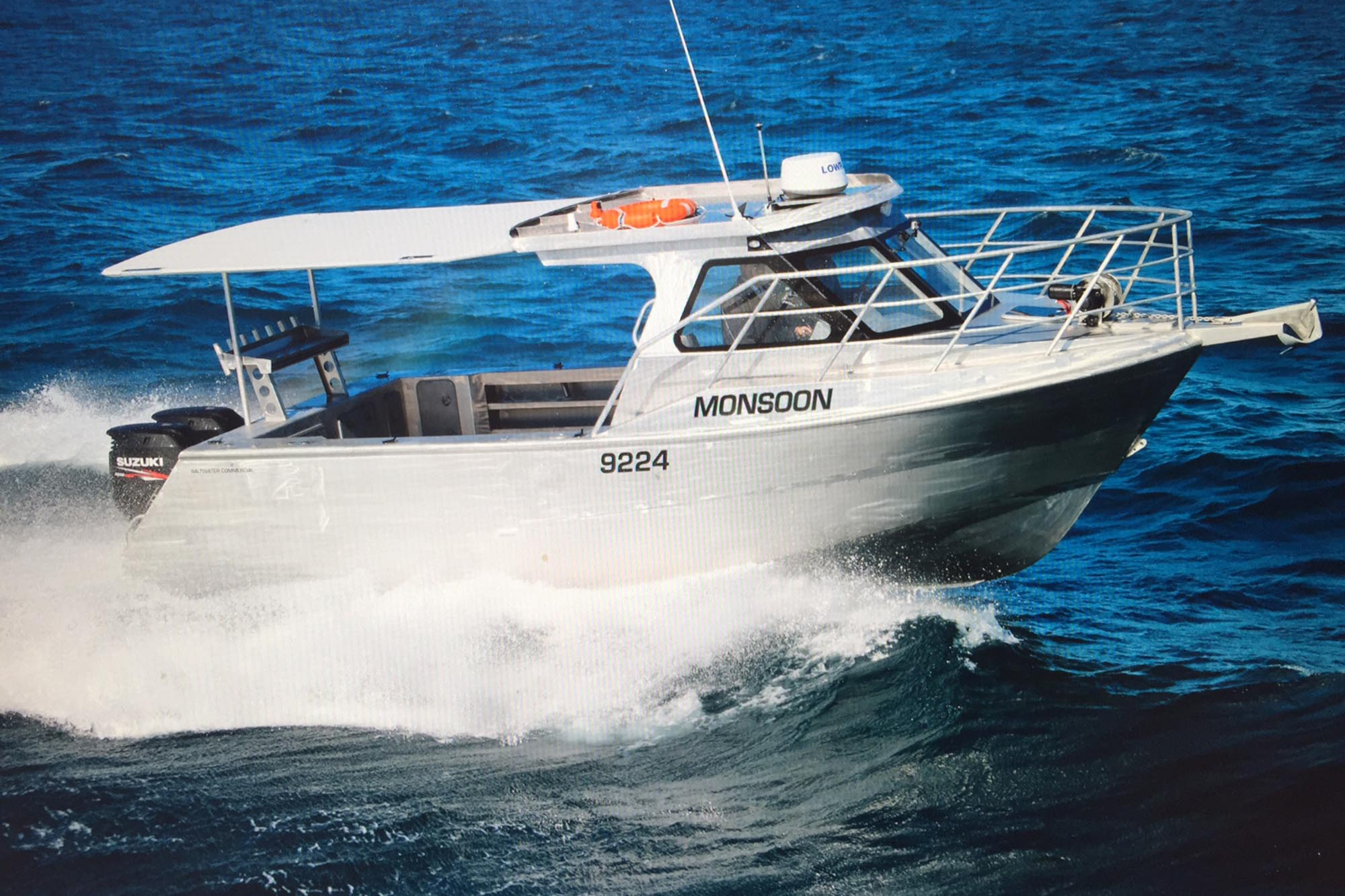 Monsoon Commercial Fishing Co.